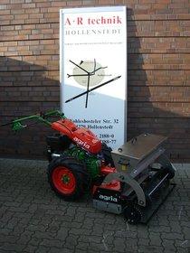 Mieten Einachsschlepper: agria - Bison hydrostatischer Geräteträger (mieten)
