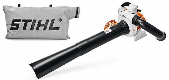 Mieten                                          Kombigeräte:                     STIHL - Blas- und Sauggerät SH 86 (Benzin) (mieten)