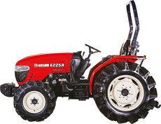 Kompakttraktoren: Branson Tractors - Branson 6225 R