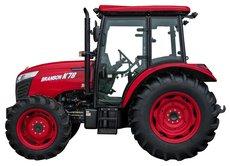 Kommunaltraktoren: Branson Tractors - Branson K 78