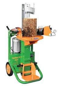 Mieten  Holzspalter: Posch - Brennholzspalter SpaltAxt 8 (mieten)