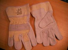 Lederhandschuhe: Keiler - Forst