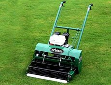 Spindelrasenmäher: Vort - LawnMaster Golf