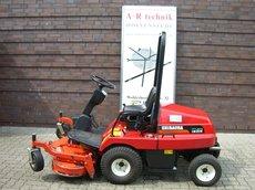Gebrauchte  Geländemäher: Shibaura - Frontmäher Shibaura CM214 Austellungsmaschine inkl. Wiedenmann Mähdeck (gebraucht)