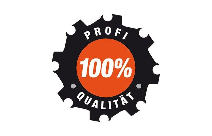 100% Profi-Qualität  ECHO baut Produkte nur nach einem Standard - Professionell. Wir fertigen Geräte die optimal auf Ihre Einsatzbedingungen abgestimmt sind. Jede Komponente unserer Produkte versuchen wir so langlebig wie möglich zu gestalten.