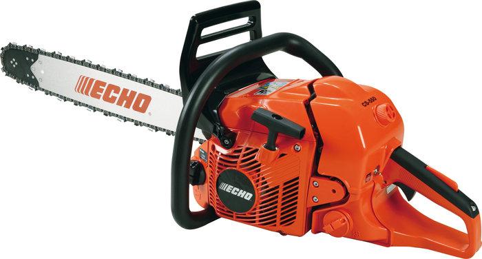 Profisägen:                     Echo - CS-550-50