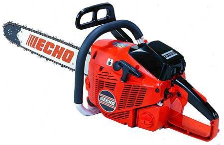 Profisägen:                     Echo - CS-6703 (40 cm)