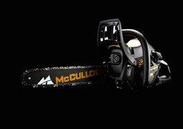 Hobbysägen:                     McCulloch - CS 350