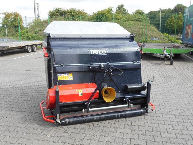 Gebrauchte                                          Kommunaltechnik:                     Trilo - C 15 (Vorführmaschine) (gebraucht)