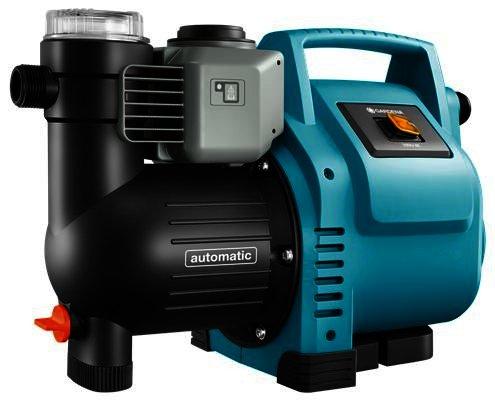 Hauswasserautomaten:                     Gardena - Classic Hauswasserautomat 3500/4E