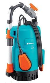 Tauchdruckpumpen: Gardena - Comfort Tauch-Druckpumpe 6000/5 automatic