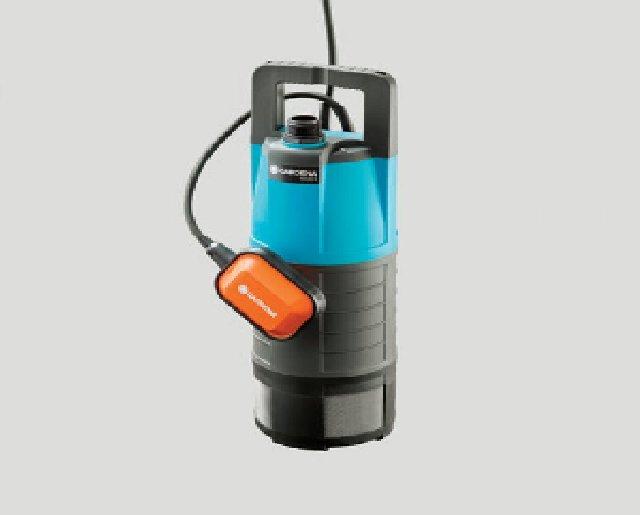Tauchdruckpumpen:                     Gardena - Classic Tauch-Druckpumpe 6000/4