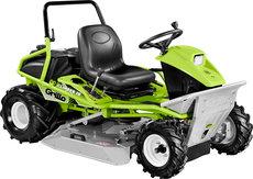 Aufsitzmäher: AS-Motor - AS 980 Enduro