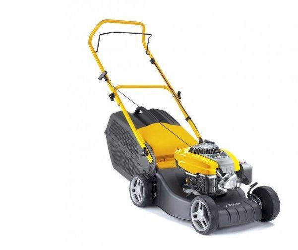 Benzinrasenmäher:                     Stiga - Collector 43