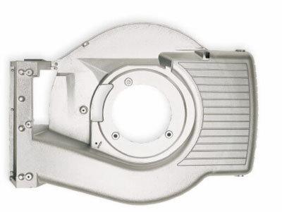 Das Aluminium Druckguss-Gehäuse. Besonders leicht, robust und witterungsbeständig gewährt Herkules auf die Aluminium-Druckgussgehäuse 10 Jahre Herstellergarantie (laut Herkules-Garantiebedingungen bei privatem Gebrauch)
