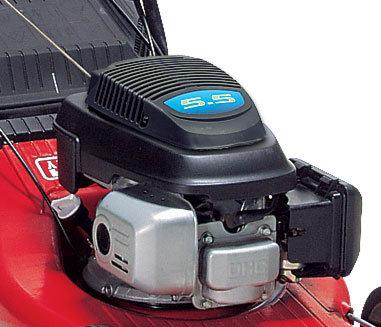 Leistungsstarker und sparsamer Motor von Honda mit sehr gutem Startverhalten.