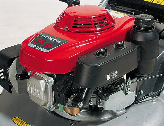 Kraftvoller Motor von Honda mit OHV-Technologie