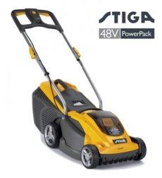 Akkurasenmäher: Stiga - Multiclip 50 S AE