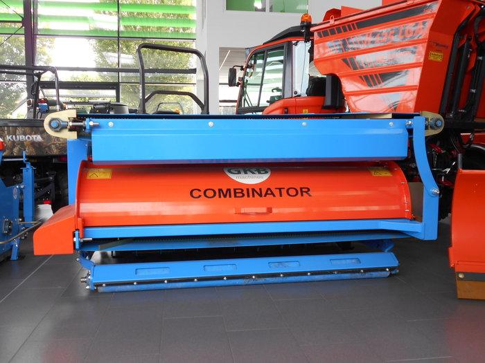 Gebrauchte                                          Bodenbearbeitungstechnik:                     GKB - Combinator (gebraucht)