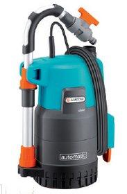 Tauchdruckpumpen: Gardena - Comfort Regenfasspumpe 4000/2 automatic