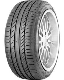 Reifen, Räder, Felgen: Vergölst - Continental 205/50R17 93W Sport Contact 5