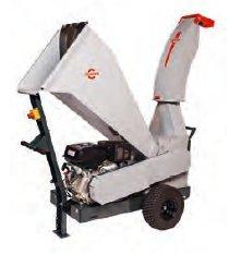 Gartenhäcksler: Cramer (Remarc) - Trommelhäcksler TH 400
