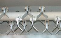 6 mm Y-Schlegelmesser sorgen für störungsfreise Arbeiten