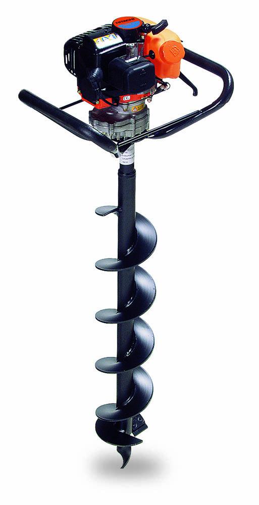 Mieten                                          Erdbohrer:                     Hitachi - DA200 E(SP) (mieten)
