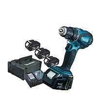 Akku-Bohrschrauber: Makita - DHR264ZJ Akku-Bohrhammer 2 x 18 V