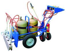 Bodenpflegetechnik: MM - DGB Gas-Unkrautvernichter (Vorführgerät)