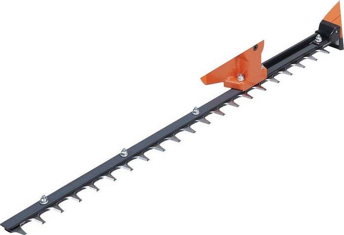 professionelle Schneidmesser Die Schneidmesser der DHC-30 sind 750 mm lang, damit geht die Arbeit flott voran.