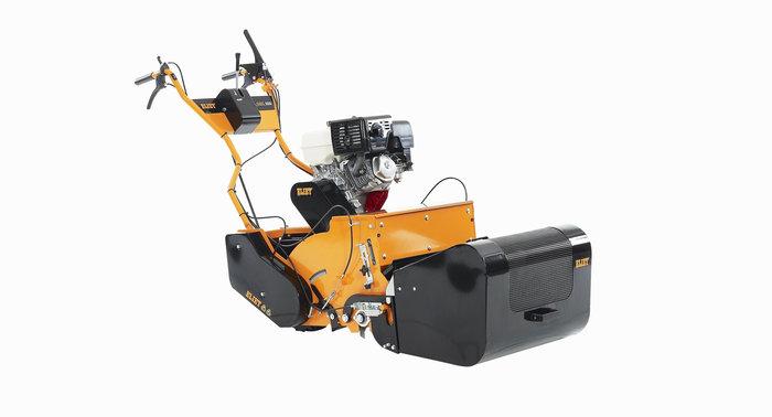 Einachser:                     Eliet - DZC 550 9 PS Honda GX270