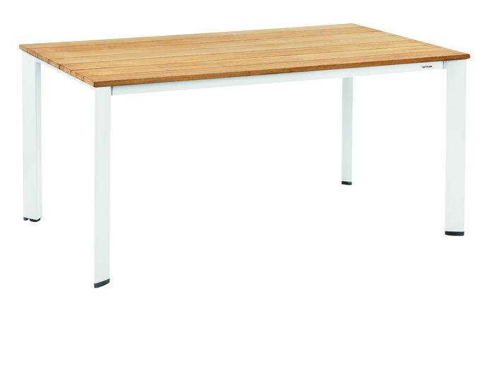 Gartentische:                     KETTLER - Dining-Tisch 160 x 95 (Art.-Nr.: 0101221-5100)