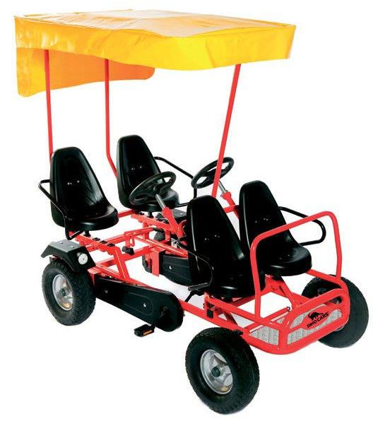 Go Carts:                     Dino Cars - Dino Train ZF