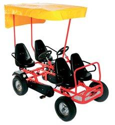 Go Carts: Dino Cars - Dino X-Quad ZF