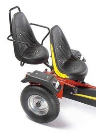 Go Carts: Dino Cars - Dino Sportsitz Nachrüstkid