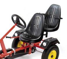 Go Carts: Dino Cars - Dino Camaro ZF (Schwarz)