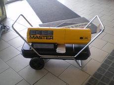 Angebote  Heiztechnik: MASTER - Direkte Ölheizer MASTER B 100 CED (Schnäppchen!)