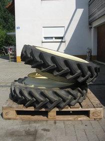 Gebrauchte  Zubehör: Michelin - Doppelbereifung (gebraucht)