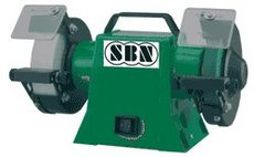 Schleifmaschinen: SBN - Doppelschleifmaschine 150 TS