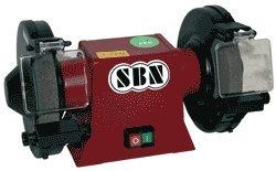 Schleifmaschinen:                     SBN - Doppelschleifmaschine 200 T