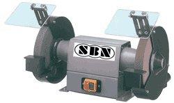 Schleifmaschinen:                     SBN - Doppelschleifmaschine 300 D Industrie