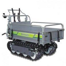 Allzwecktransporter:                     Grillo - Dumper 406 (EX17)