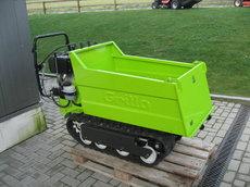 Mieten  Allzwecktransporter: Grillo - Dumper 507 (15LD/350) (mieten)