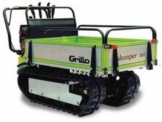 Allzwecktransporter: 						Grillo - Dumper 507 (15LD/350; E-Start)