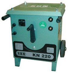 Werkzeuge: SBN - Schutzgasschweißgerät MIG LK 350 K