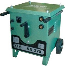 Werkzeuge: SBN - Schutzgasschweißgerät 320 D (400 Volt)