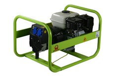 Stromerzeuger: Pramac - SP12000 THB (230V/400V)