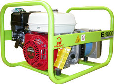 Stromerzeuger: Pramac - TG 16/3 (230V/400V)