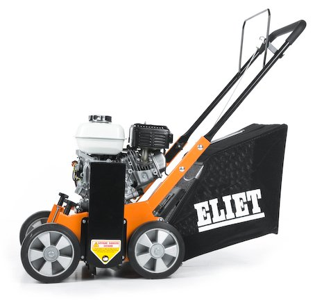 Elektrorasenmäher:                     Eliet - E401 ECO LINER 4,0 PS B&S Series 550